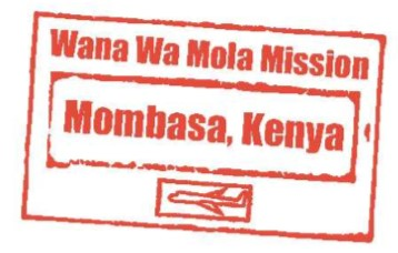 mombasa vector stamp