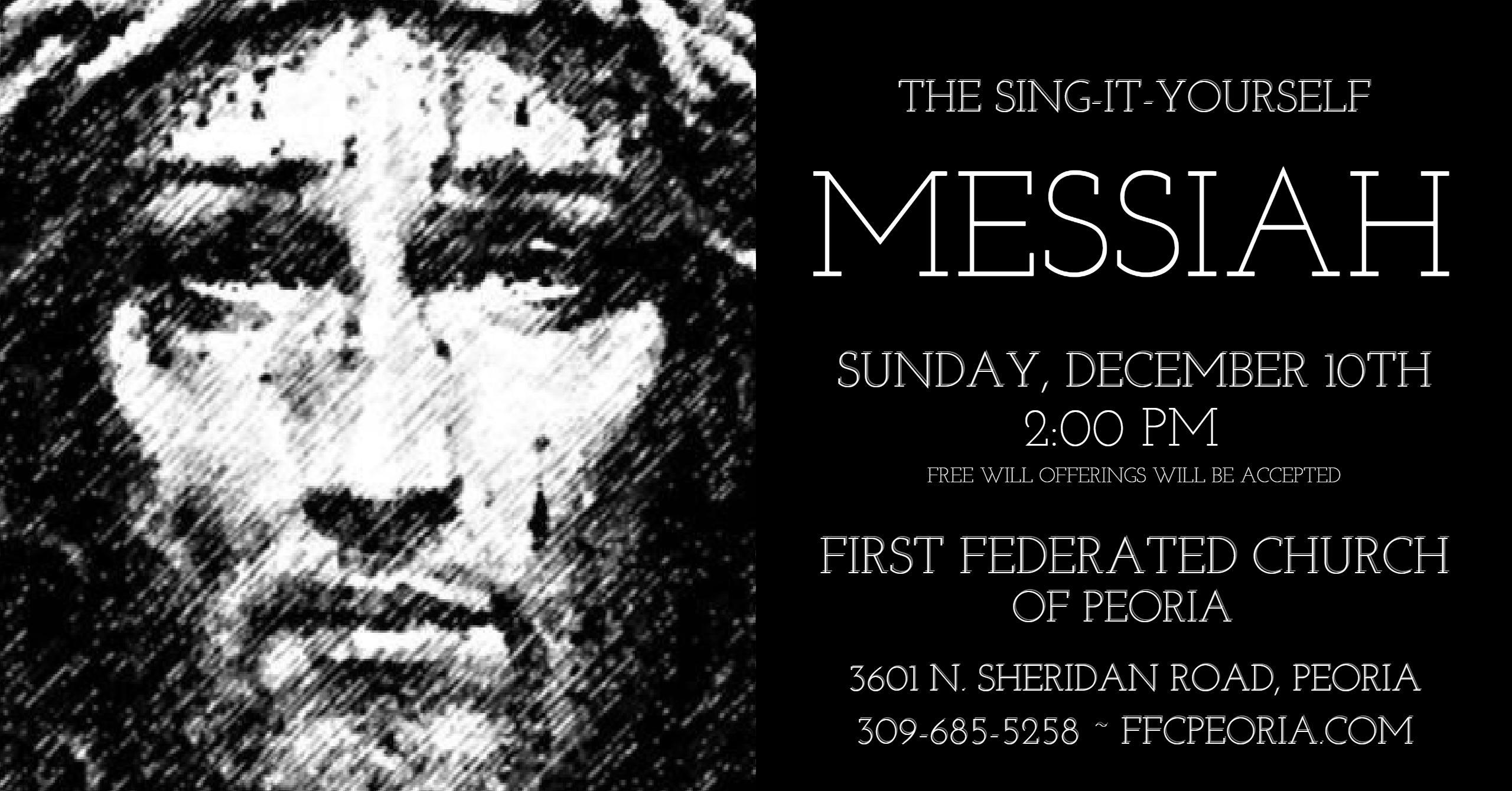 2017 Messiah, facebook
