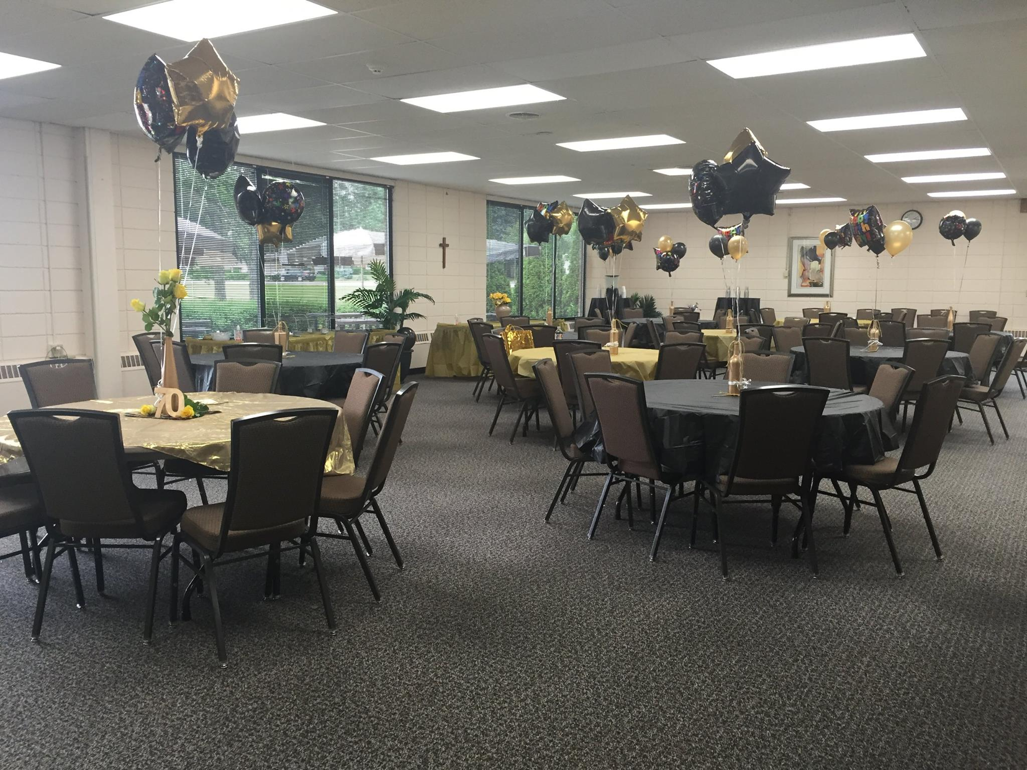 LTC Garden Room 1