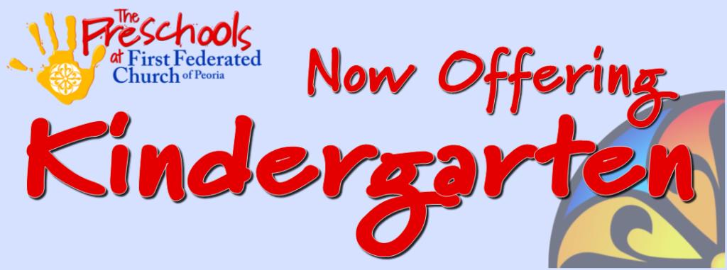 8-19-2020 now offering kindergarten
